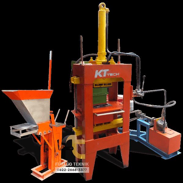 mesin cetak batako berkualitas klaten jawa tengah
